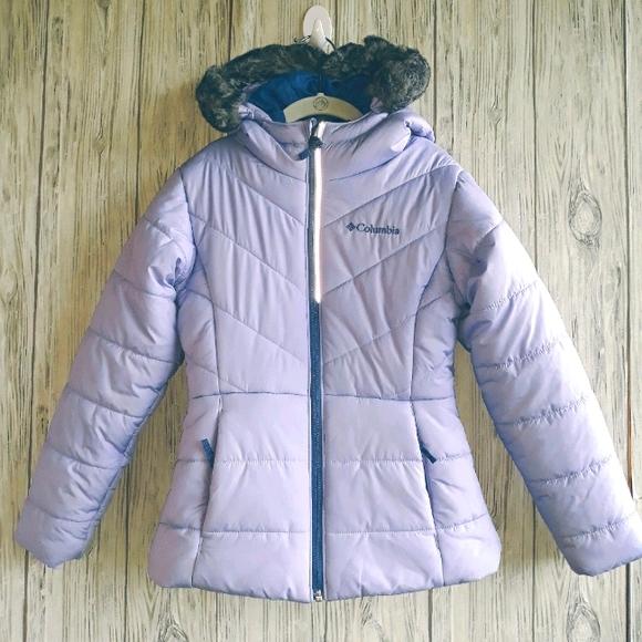 Columbia Katelyn Crest Jacket Puffer Coat Size S